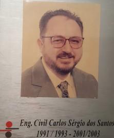 Eng.º Carlos Sergio dos Santos