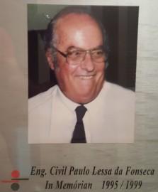 Eng.º Paulo Lessa da Fonseca
