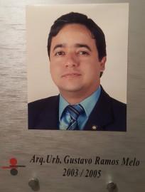 Arq.º Gustavo Ramos Mello